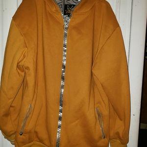 Genuine ymc hooded mens jacket